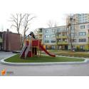 Konstgräs – en kostnadseffektiv lösning för lekplatser