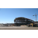 Ruukki leverer stål bæresystem  for ny utvidelse av terminalen på Oslo Lufthavn
