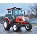 Kioti NX – ny traktorserie med momentkompensation