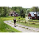 Vandring manifesteras i södra Småland