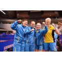 Svenska VM-truppen för damer, Bordtennis