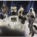 """Modern fur design in the special exhibition """"Fur - An Issue of Life and Death"""""""