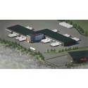 SERNEKE säljer mark till GLC och bygger nytt logistikcenter om 15 000 m²