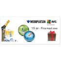 En vecka kvar av WebbPlatsens förmånliga AVG-erbjudande