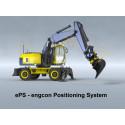 engcons tiltrotatorer anpassade för grävsystem/maskinstyrning