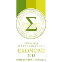 Pressrelease för lanseringen av SM i Ekonomi 2015