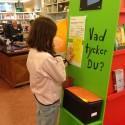 Barnen tar större plats i Stockholms bibliotek