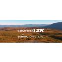Salomon och Suunto blir nya partners till Fjällmaratonveckan