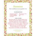 Hummus - Östra Medelhavets mest populära röra
