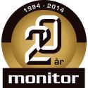 Monitor firar stolt 20 år. Vad betyder det för våra kunder?