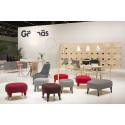 Gärsnäs monter 2015, design Färg & Blanche, Stockholm Furniture Fair 2015