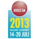 Boule-SM till Falun 2013