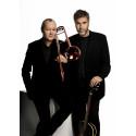 Nisse Landgren och Johan Norberg ger konsert i Vallentuna