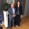 Græsk turistminister til danskerne: Krisen rammer ikke jer