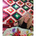 INGER JOHANNE RASMUSSEN Textil intarsia 5 sep—22 nov 2015