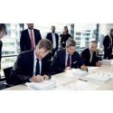 DONG Energy underskriver aftale med MHI Vestas Offshore Wind om Borkum Riffgrund 2 Havmøllepark