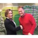 Charlotta Falvin joins Crunchfish Board of Directors as an advisor.