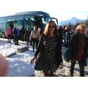 Nätverk med 160 kvinnor diskuterar trender i Åre