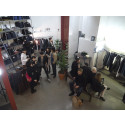 Shoppingkväll i Bibliotekstan - Blk Dnm