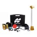 Topcon gräver trådlöst på MaskinExpo