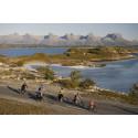 Nya trenden Fly & bike - ta flyget till cykeln till äventyret