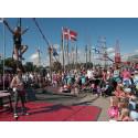 Internationella Gatuteaterfestivalen i Halmstad fyller 20 år!