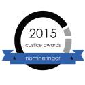 Custice Awards 2015 – Nominerade som bästa inrednings- och säkerhetsleverantör