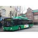 Resandet med Hässleholms stadsbussar ökade mest i hela Skånetrafiken 2015