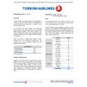 Faktablad Turkish Airlines