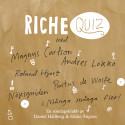 Riche Quiz - En ny söndagsklubb i Lilla Baren av Daniel Hallberg & Eddie Åhgren