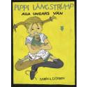 Pippi Långstrump samlar in pengar till alla sina vänner