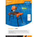 Clipper lancerer nyt skærebord. Produktblad