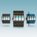 Intelligent surge protection for process technology