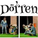 Weld presenterar Dörren - en ny dansföreställning för barn 3-6 år