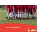 Energieffektivisering skulle kunna ge Fotbollssverige över 40 miljoner