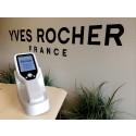 Yves Rocher lanserar kostnadsfri och avancerad hudanalys i butiker