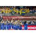 Basket: Sverige jagar vinst mot Litauen för vidareavancemang i EM