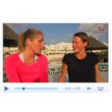 Ny webbfilm: Malin Ewerlöf och Erica Johansson träningssemestrar på Club La Santa