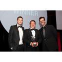 """Svenska advokatbyrån Synch vinner utmärkelse för """"Best Blended Delivery Model"""" på prestigefyllda The Lawyer Business Leadership Awards"""