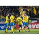Upplev Sveriges avslutande bortamatch mot Danmark live på Friends Arena