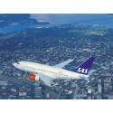 Hot om pilotstrejk på SAS