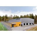 Nominerad till Årets byggnad 2014: Pershagenhallen