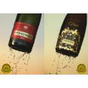 Guld till PIPER HEIDSIECK Cuvée Brut & Rare 2002
