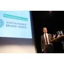 Erik Hedén talar på Sustainable Bottom Line Day i Köpenhamn 13 mars
