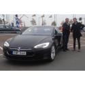 Välkommen att provköra dELbilspoolens Tesla i Kalmar den 30 november