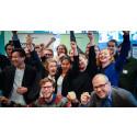 Kreativa idéer lockar till hållbart resande - ElectriCity Innovation Challenge avgjord