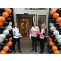 Synoptik öppnar ny butik i Borås – inviger insamling till Optiker utan gränser