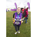 Staffordshire resident tackles Great North Run for stroke