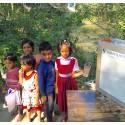 Tillgång till rent vatten och jobb för ungdomar i Bangladesh