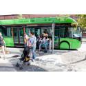 Ökat bussåkande med Malmöexpressen